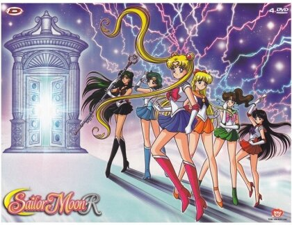 Sailor Moon R - Stagione 2 - Box 2 (Remastered, 4 DVDs)
