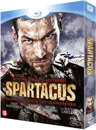 Spartacus - Blood and Sand - Saison 1 (4 Blu-rays)