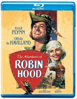 The Adventures of Robin Hood (1938) (Remastered)