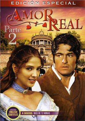 Amor Real - Vol. 2 (4 DVDs)