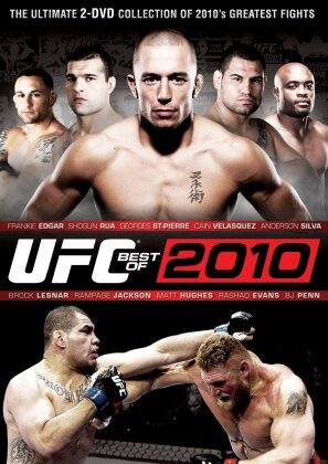 UFC - Best of 2010 (2 DVDs)