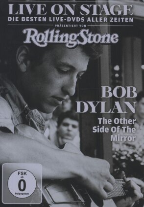 Bob Dylan - The Other Side of the Mirror - Rolling Stone - Live on Stage (Steelbook)