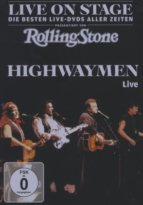Highwaymen - Live on Stage (Steelbook)