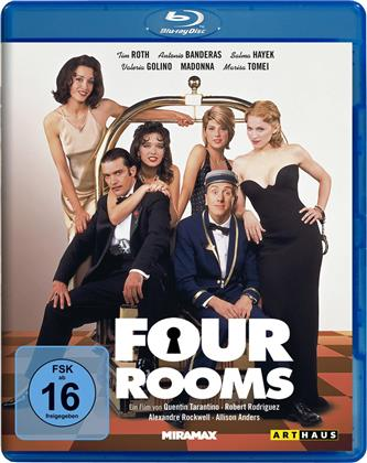 Four rooms (1995) (Arthaus)