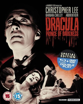 Dracula - Prince of Darkness (1966) (Blu-ray + DVD)