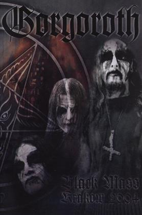 Gorgoroth - Black Mass Krakow 2004 (Steelbook)