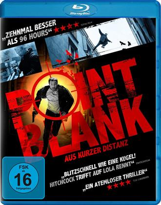Point Blank - A bout portant (2010)