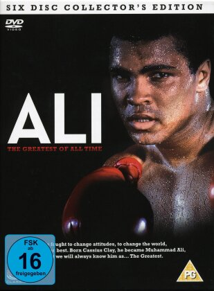 Ali - The Greatest of All Time (Collector's Edition, 6 DVDs)