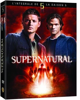 Supernatural - Saison 5 (6 DVDs)