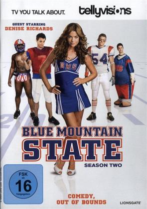 Blue Mountain State - Staffel 2 (2 DVDs)