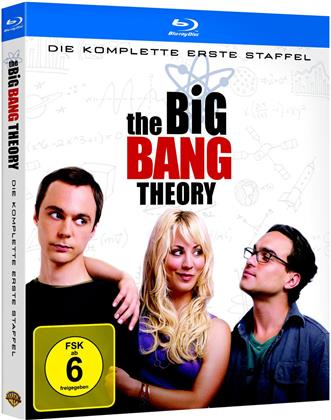 The Big Bang Theory - Staffel 1 (2 Blu-rays)