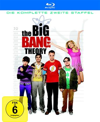 The Big Bang Theory - Staffel 2 (2 Blu-rays)
