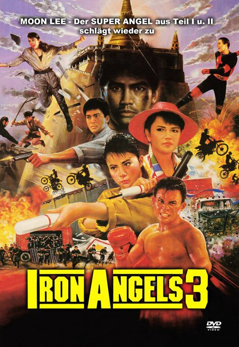 Iron Angels 3 (1988) (Uncut)