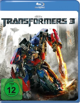 Transformers 3 - (Single Disc Edition) (2011)