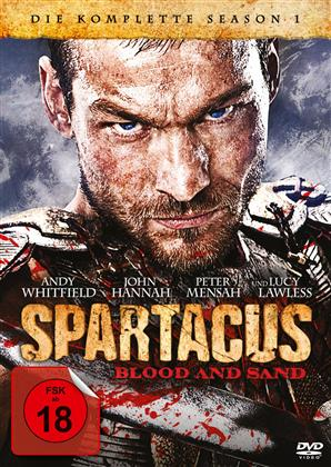 Spartacus - Blood and Sand - Staffel 1 (5 DVDs)