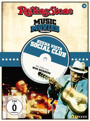 Buena Vista Social Club - (Rolling Stone Music Movies Collection) (1999)