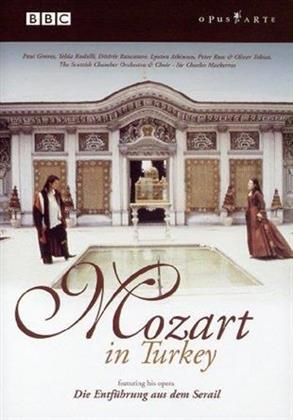Mozart in Turkey (Opus Arte, BBC)