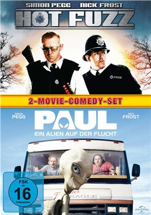 Hot Fuzz / Paul (2 DVDs)