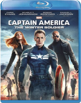 Captain America 2 - The Winter Soldier (2014)