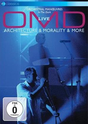 Omd (Orchestral Manoeuvres In The Dark) - Architecture & morality & more - Live (EV Classics)