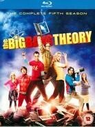 The Big Bang Theory - Season 5 (3 Blu-rays)