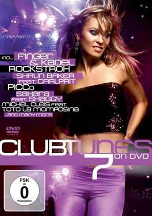 Various Artists - Clubtunes on DVD Vol. 7