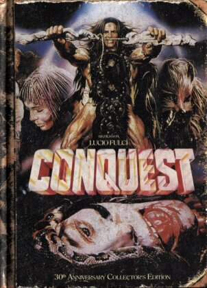 Conquest (1983) (30th Anniversary Edition, Collector's Edition, Mediabook, Uncut, 2 DVDs + CD)