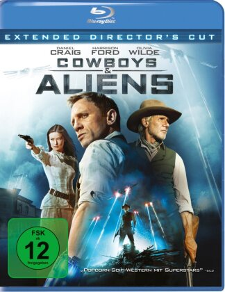 Cowboys & Aliens (2011) (Extended Director's Cut, Single Edition)