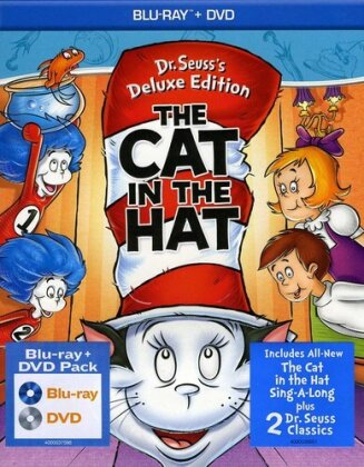 The Cat in the Hat (1971) (Deluxe Edition, Blu-ray + DVD)