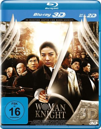 Woman Knight - IP Woman (2011)