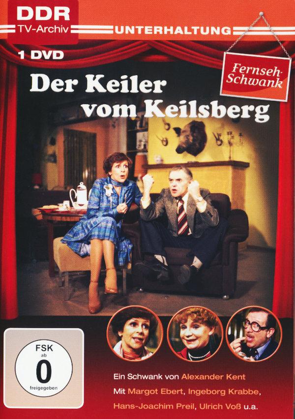 Der Keiler vom Keilsberg - (DDR TV-Archiv) (Cede)