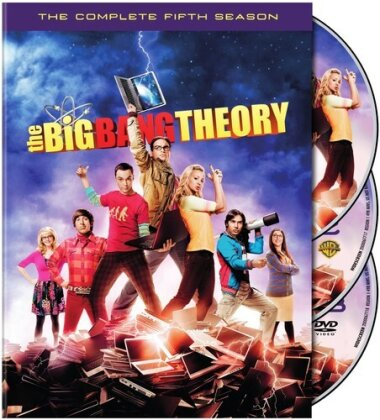 The Big Bang Theory - Season 5 (3 DVDs)