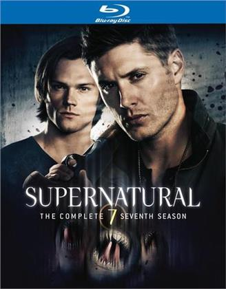 Supernatural - Season 7 (4 Blu-rays)