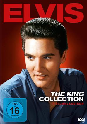 Elvis - The King Collection (7 DVDs)