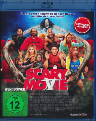 Scary Movie 5 (2013) (Extended Edition)