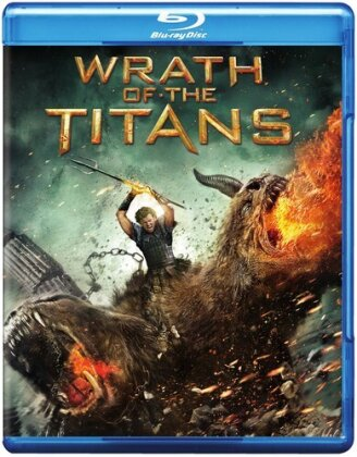Wrath of the Titans (2012) (Blu-ray + DVD)