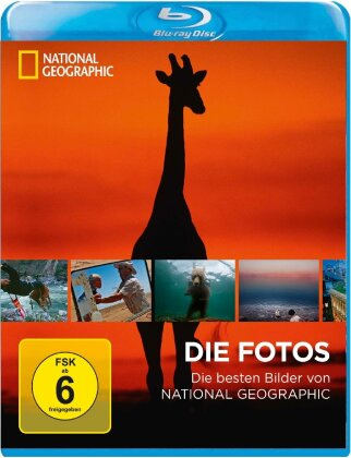National Geographic - Die Fotos Vol. 1 + 2 (2 Blu-ray)