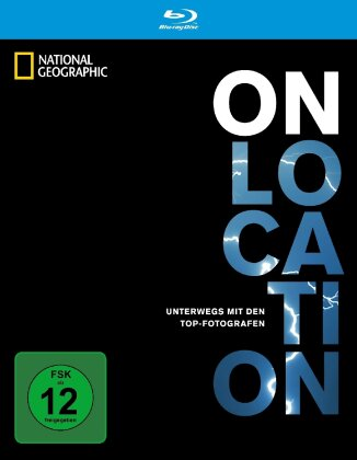 National Geographic - On Location (4 Blu-ray)