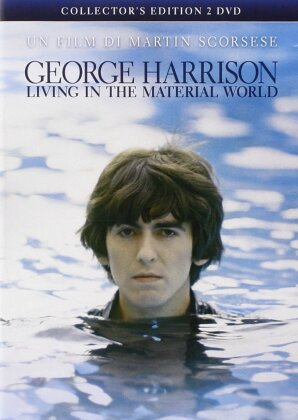 George Harrison - Living in the Material World (Collector's Edition, 2 DVDs)