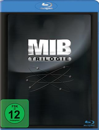 Men in Black 1-3 - Trilogie (3 Blu-rays)