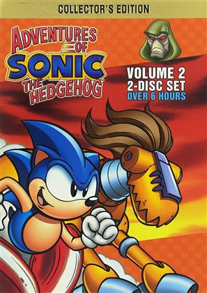 Adventures of Sonic the Hedgehog - Vol. 2 (Collector's Edition, 2 DVD)