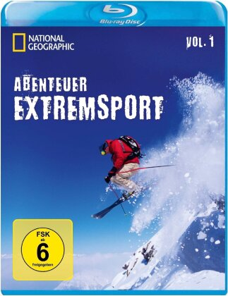 National Geographic - Abenteuer Extremsport Vol. 1
