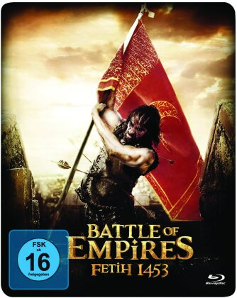 Battle of Empires (2012) (Steelbook)