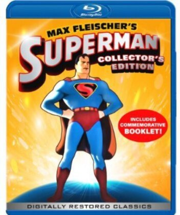 Max Fleischer's Superman (1941) (Collector's Edition)