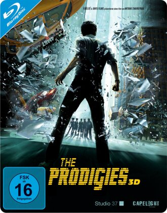 The Prodigies (2011) (Limited Edition, Steelbook)