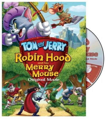 Tom & Jerry - Robin Hood and his Merry Mouse (Deluxe Edition)