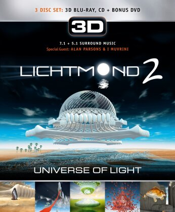 Lichtmond 2 (Special Edition, Blu-ray 3D + DVD + CD)