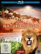 Afrika Natur Edition (Limited Edition, 3 Blu-rays)