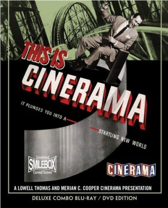 This is Cinerama (Deluxe Edition, Blu-ray + DVD)