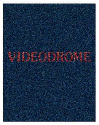 Videodrome (1983) (Limited Collector's Edition, Unrated, Blu-ray + DVD)